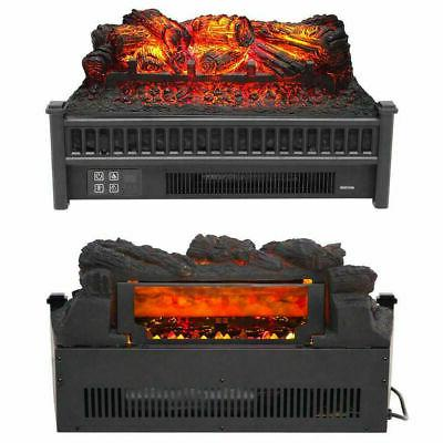 1400W Large Electric Flame w/ Remote