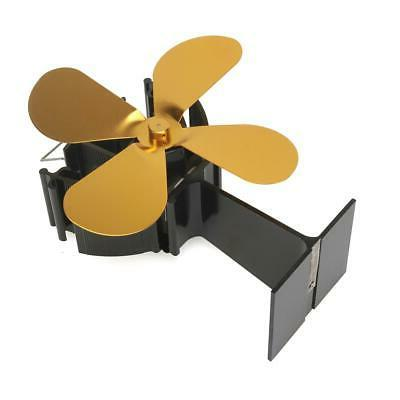 ON Powered Stove Fan with Fa