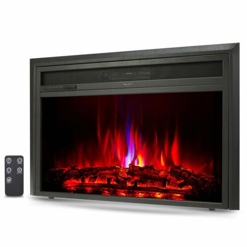 """32"""" Fireplace Flame Effects 1500W"""