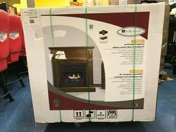 NEW PLEASANT HEARTH VFF-PH20LPB Compact Propane Fireplace wi