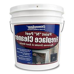 Chimney Saver Paint N Peel Fireplace Cleaner 1 Gal. ships to